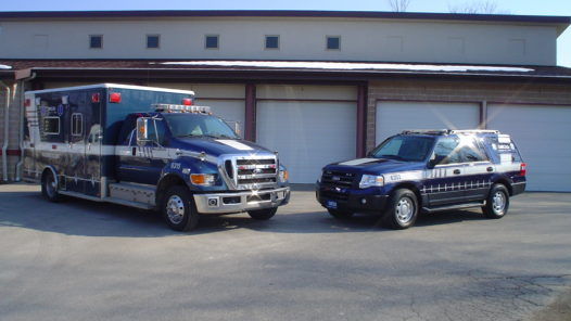 SMCAS Ambulance Emergency Vehicles